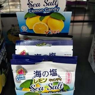 🚚 BF海鹽檸檬糖