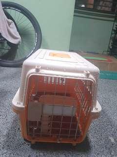Pet carrier 48.5 cm x 31 cm x 31 cm