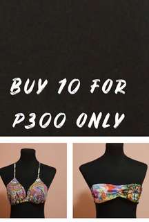 Promo: bikini tops #winllaollao