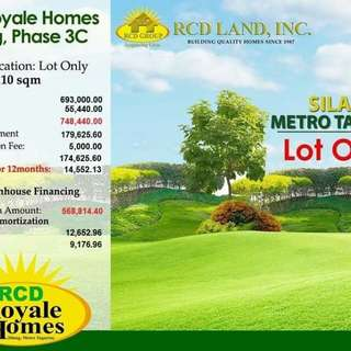 RESIDENTIAL LOTS  FOR SALE!!