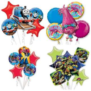 🚚 SALE ! Now - 15th Aug : Balloon Bouquet with free mail