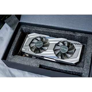 GALAX GTX1060 6GB DDR5 (1050TI1070TI1080TIRX470RX580RX480)