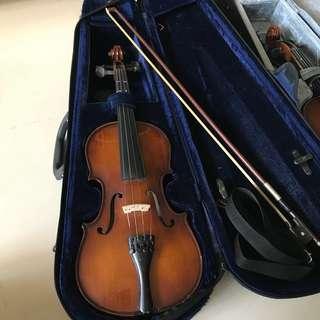 Violins (1/2, 3/4, 4/4)
