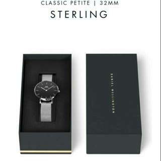 Dw Sterling Classic 32mm Ori BM New