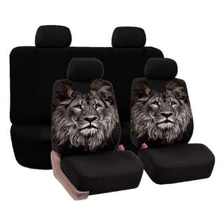 3D Car seat cover
