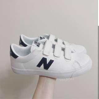NB210 白色平底鞋