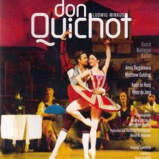 Dutch National ballet Don Quixote DVD