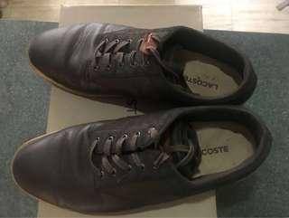 For sale: Original Lacoste shoes (Negotiable)