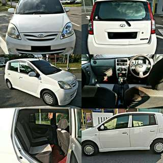 Perodua Axia Auto(2008)SAMBUNG BAYAR