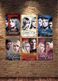 Richelle Mead Bloodlines Series E-book