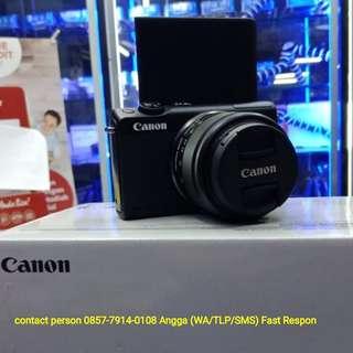 Canon EOS M10 Bisa Di Kredit