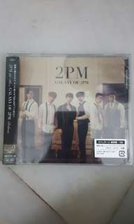 2pm Galaxy of 2pm repackaged board