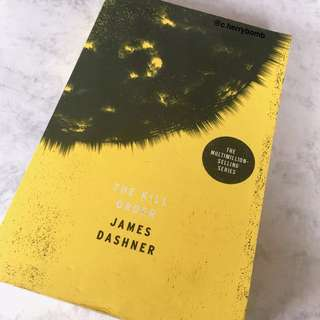 """maze runner: the kill order"" by james dashner"