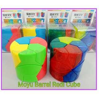 - Moyu Mofangjiaoshi Barrel Redi Cube by Peaele for sale in Singapore