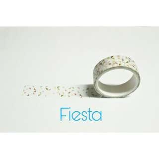 Fiesta Washi tape #winllaollao