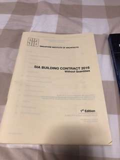 SIA contract 2016