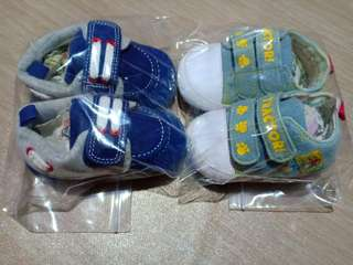 Baby Boy Shoes (3-6M)