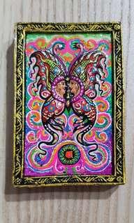 Kruba Krissana 2558 Jumbo size butterfly