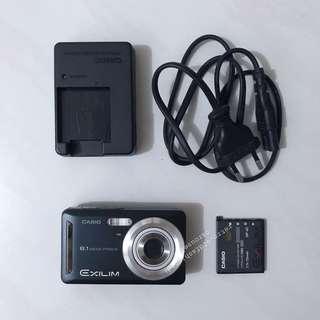 Casio Exilim 8.1MP Digital Camera