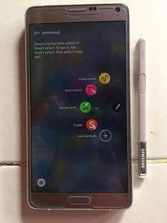 Samsung Note 4 N910c Model