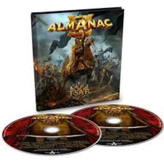 Almanac - TSAR digibook CD+DVD