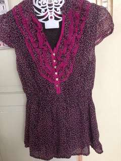 Auth Candies blouse