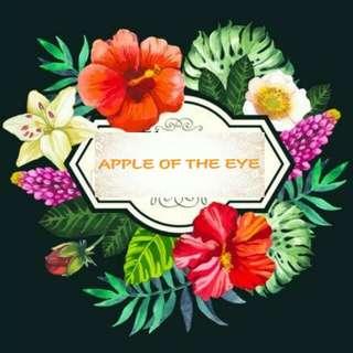 Apple of the eye (eyelash serum)