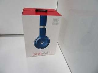 Beats Solo 2 Wired Luxe Edition