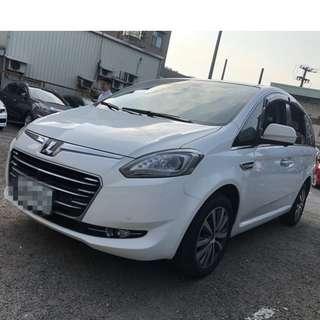 2014年 納智捷 M7 國產正7人座(FB:桃園阿福_優質中古車)