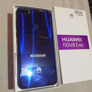 Huawei Nova 2 lite Coral Blue