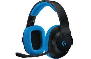 BNIB - Logitech G233 Prodigy Wired Gaming Headset
