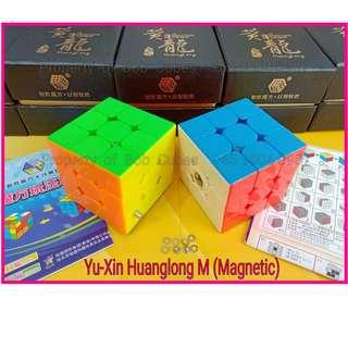 - Yu-Xin Huanglong M (Magnetic) 3x3 for sale in Singapore (Yuxin Huanglong M)