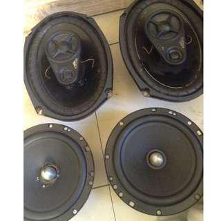 Car speaker Used