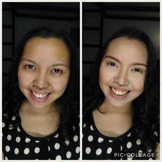 Makeup & Brow Grooming