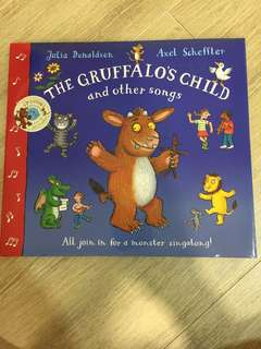 Brand New! Gruffalo's Singalong - with CD!