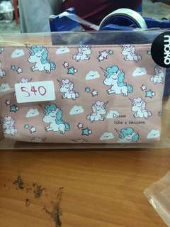 540• Unicorn pencil case