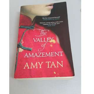 #July100 The Valley Of Amazement