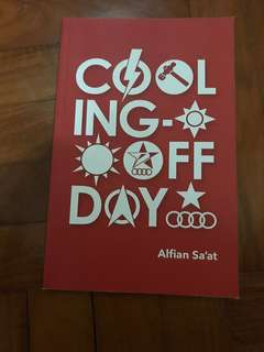 Cooling-off day by Alfian Sa'at