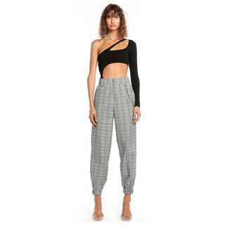 I am Gia -  Checkered Cobain Pant