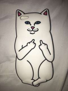 Cat Phone Case (Iphone 6s+)