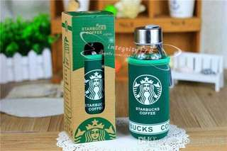 Botol Kaca Starbucks 300ml