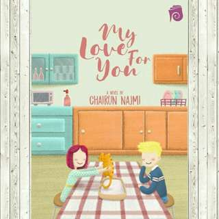 ebook - My love for you