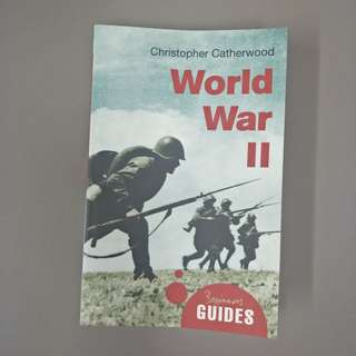 World War 2 Beginners Guides (by Christopher Catherwood)
