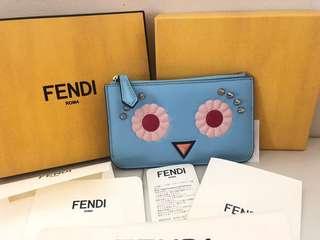 Fendi 粉藍色散子包