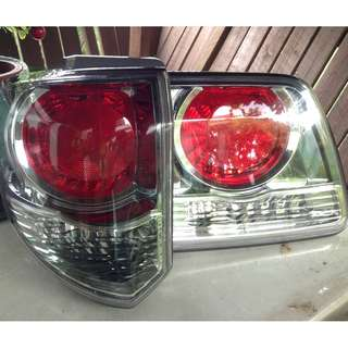 fortuner tail light