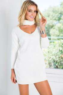 SWEATER DRESS NEW / MURA PRINCESS POLLY TIGERMIST SHOWPO