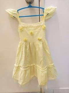 Yellow Dress #July70