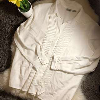 Formal WHITE FIT to XL!!