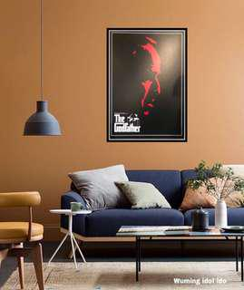 movie poster Godfather for Decoration