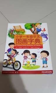 Chinese picture dictionary p1